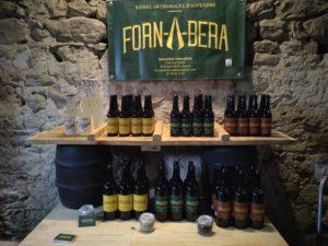 Gamme bières et limonades bio - Brasserie FORNABERA